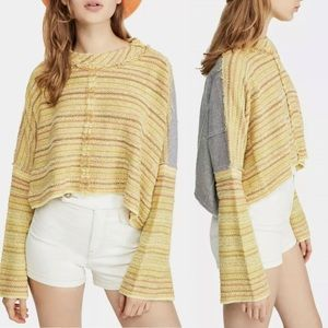FREE PEOPLE Catalina Pullover Soft Sunset